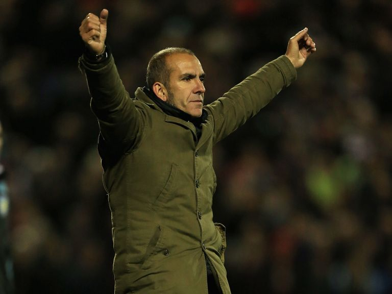 Paolo Di Canio's Swindon will not be in action today