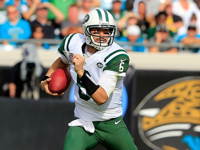 Mark Sanchez: Jets quarterback retained his starting role