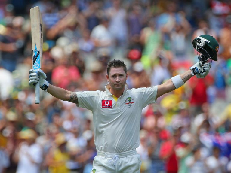 Michael Clarke: Not worried by age of players