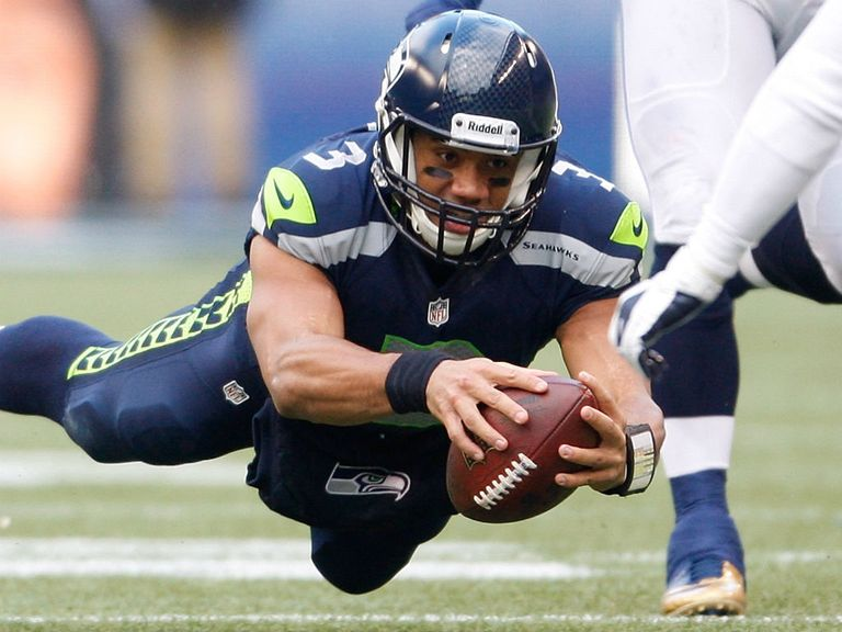 Russell Wilson: Tied Peyton Manning record