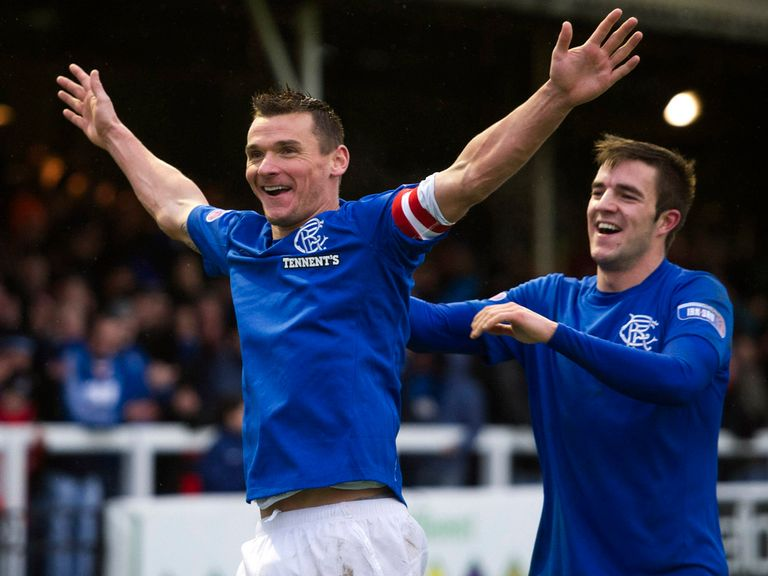 Lee McCulloch: Struggling with an ankle injury