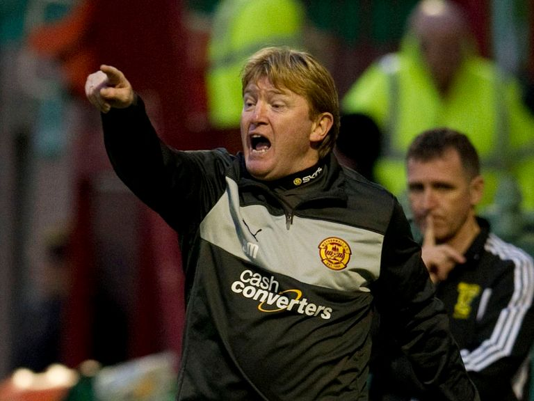 Stuart McCall: Expects to sign a new deal