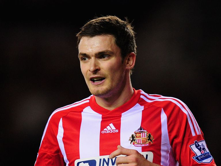 Adam Johnson: Looking for return to England squad