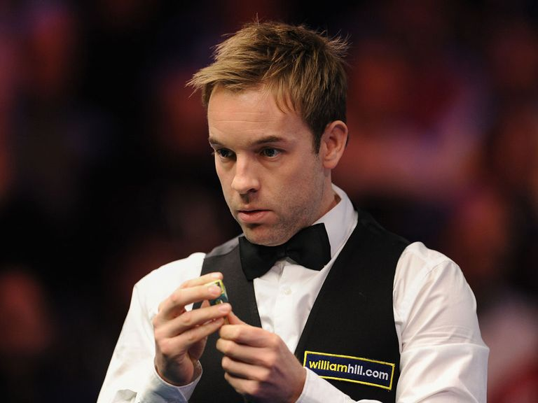 Ali Carter: Has withdrawn from the Haikou World Open