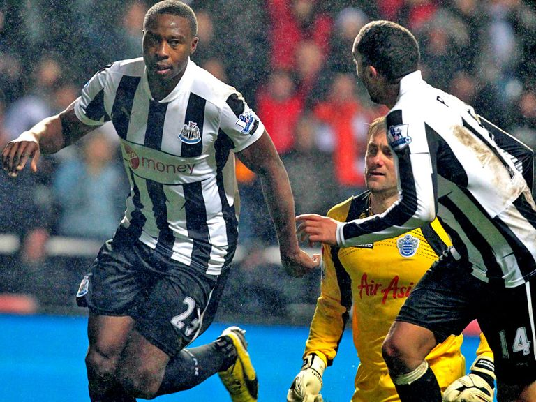 Shola Ameobi: Omitted from Nigeria squad
