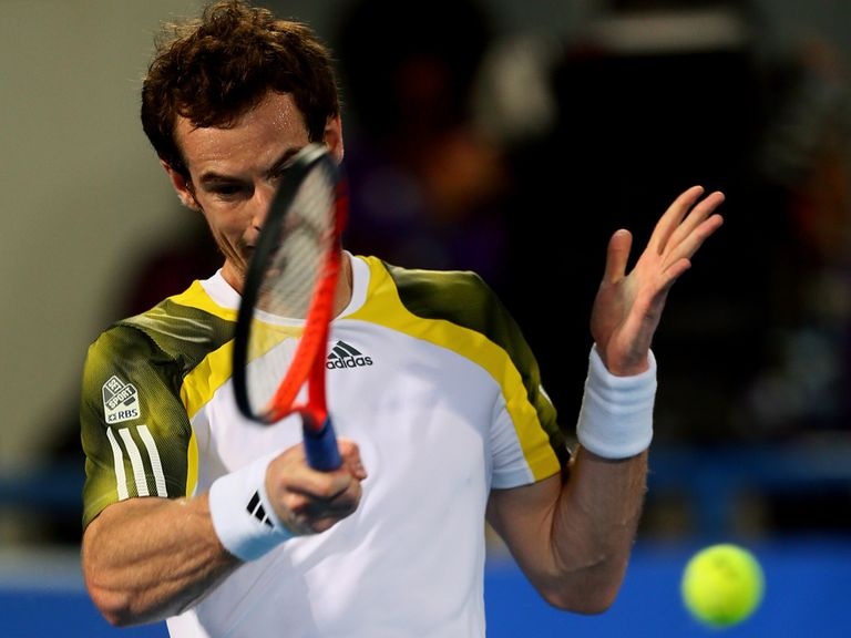 Murray: Beaten by Tipsarevic