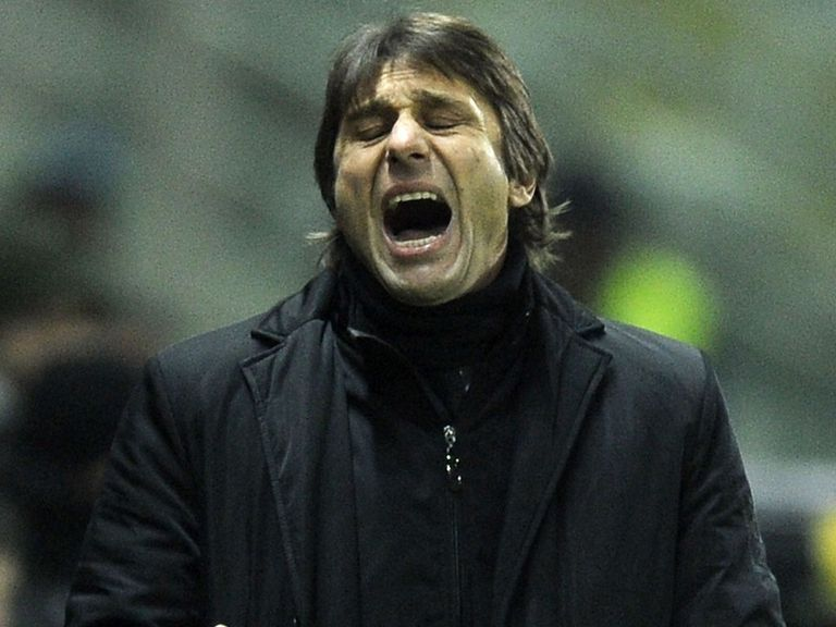 Conte: Tremendous 2012 for Juve