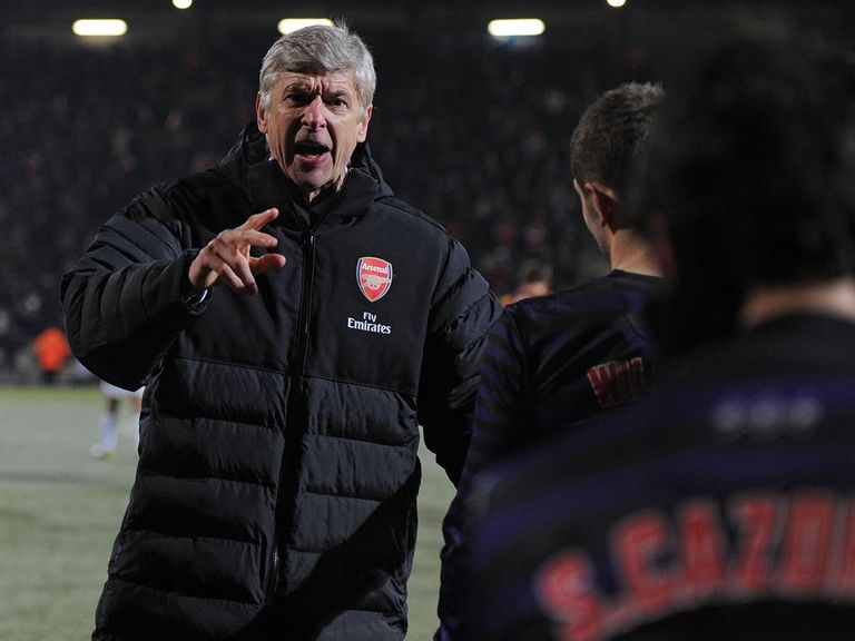 Arsene Wenger: Looking to bounce back