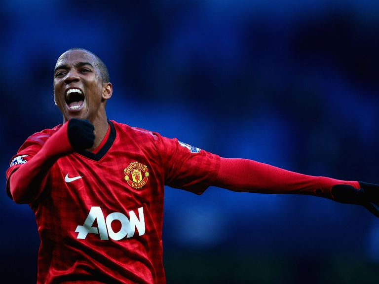 Young will be fit in time for Real Madrid, according to Ferguson