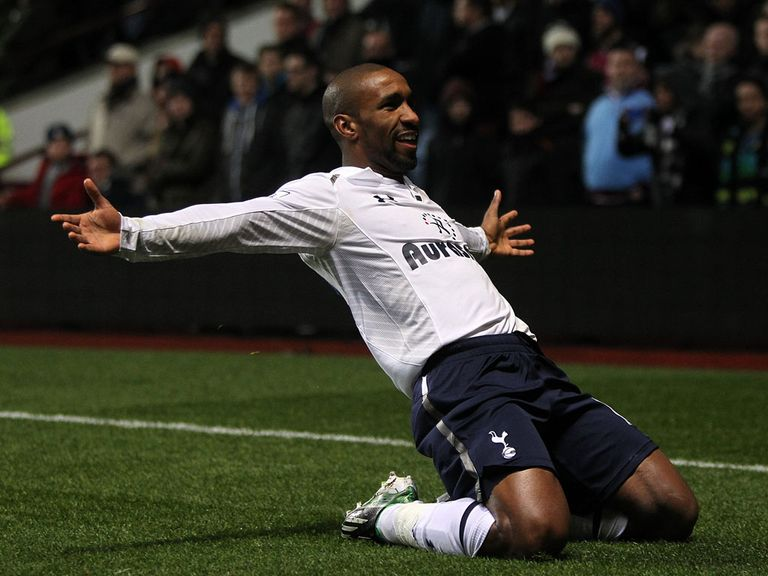 Jermain Defoe: 'It is a good time to be here'