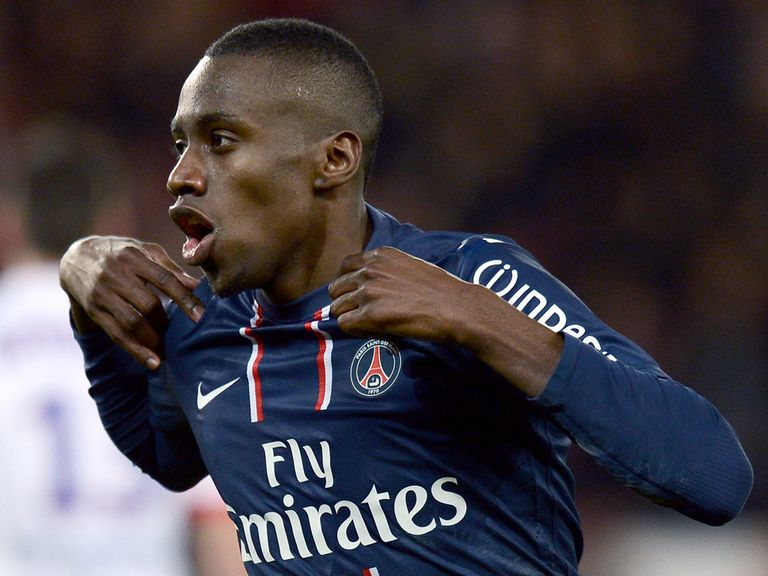 Blaise Matuidi: His goal took PSG top