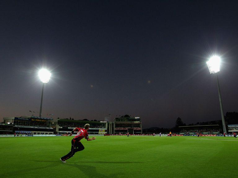 Blundstone Arena: Hosts Australia v Sri Lanka