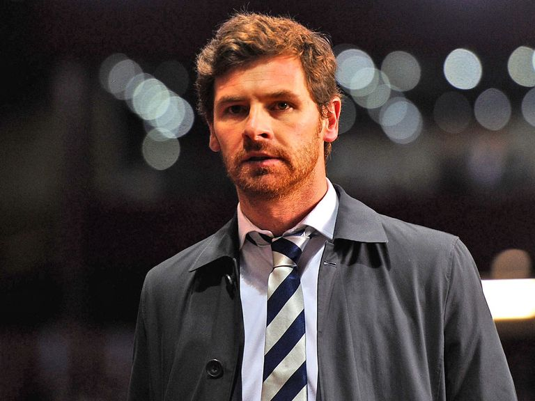 Andre Villas-Boas: Sacked by Chelsea last season