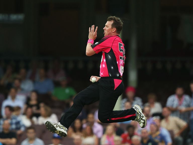 Brett Lee: Has accepted new role
