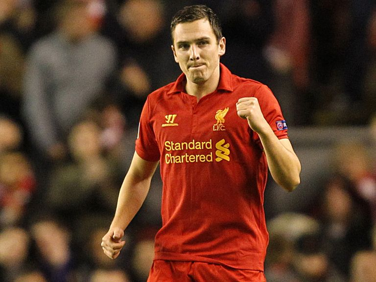 Downing believes he's found his best form at Anfield