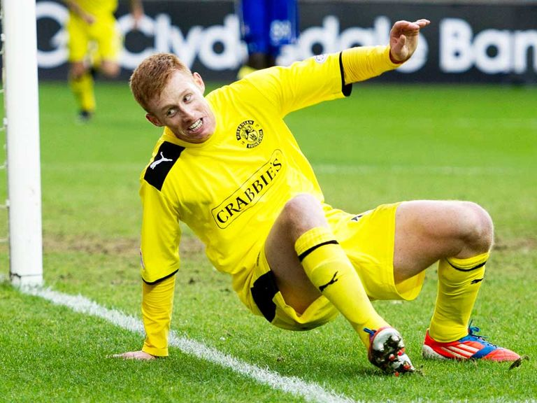 Eoin Doyle: Still has a role to play for Hibs until the summer