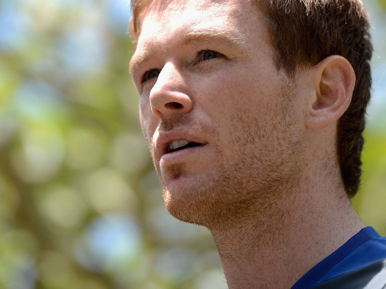 Eoin Morgan: England preparations complete