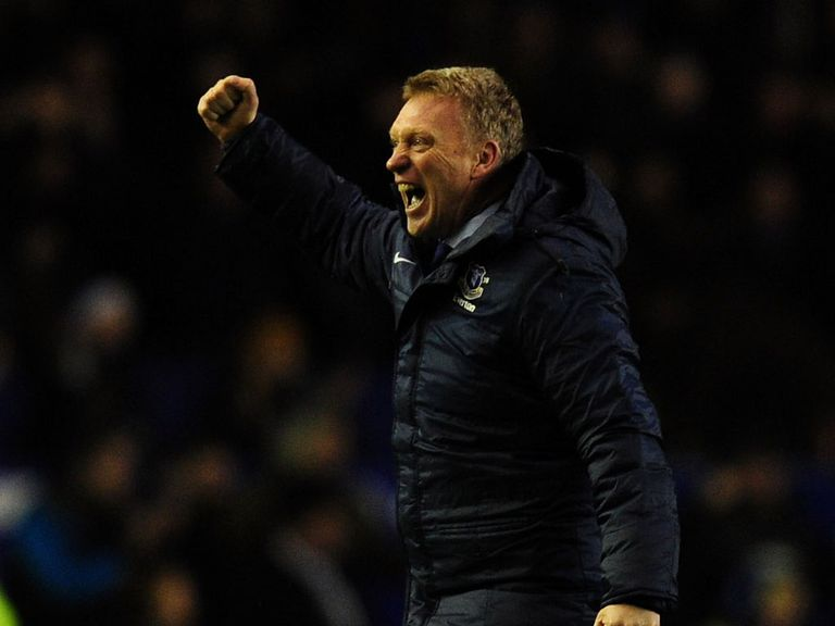 Moyes: Takes on old rival once more