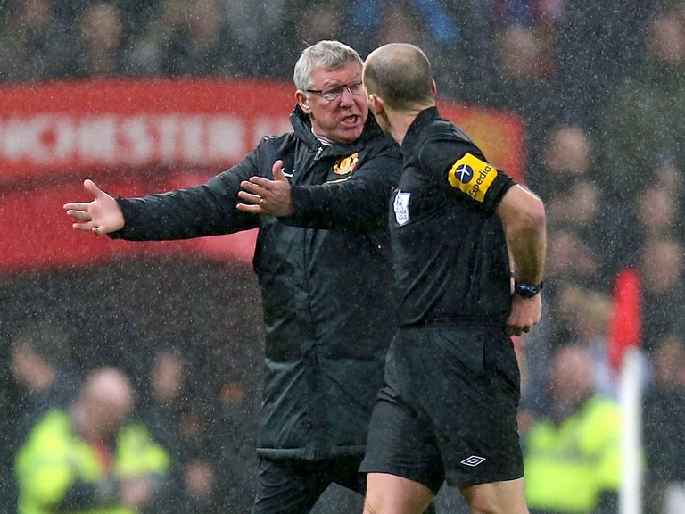Sir Alex Ferguson: Defended his actions against Newcaste
