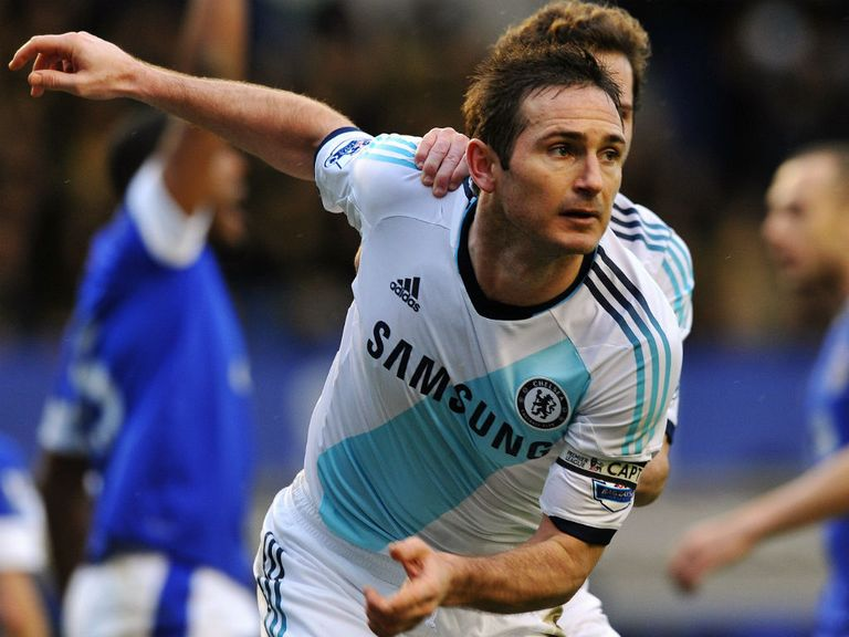 Frank Lampard's future continues to make the news