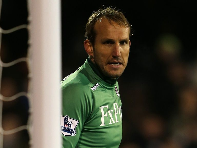 Mark Schwarzer: Superb season at Fulham