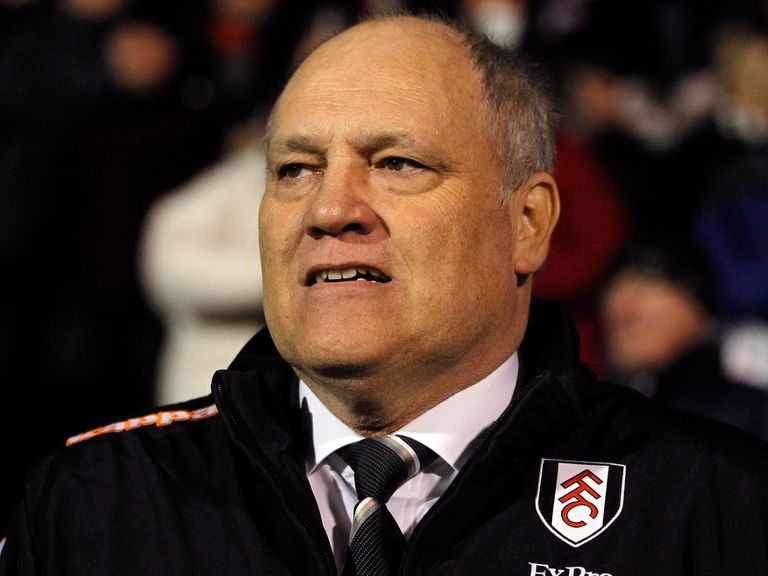 Martin Jol: Hoping to change his side's recent poor form