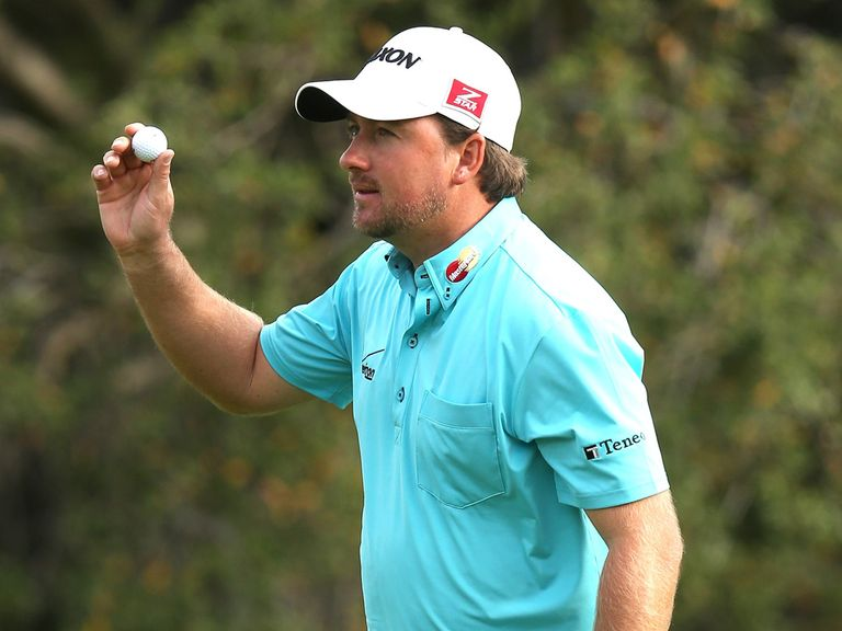 Graeme McDowell: Up to 14th in the ranking list