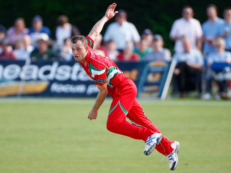 Graham Wagg: Happy to stay with Glamorgan
