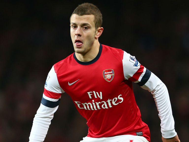 Jack Wilshere: The heartbeat of the Arsenal side