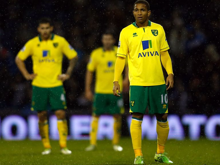 Simeon Jackson: Has made 86 appearances for Norwich