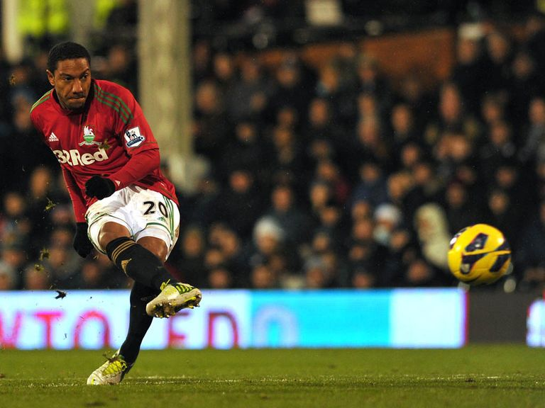 Jonathan de Guzman: Swansea want permanent deal