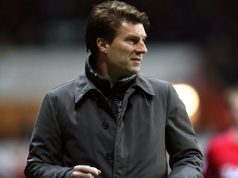 Laudrup: Takes Swans to Reading