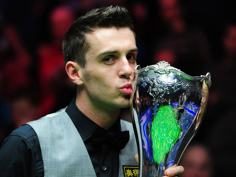 Selby: Won again