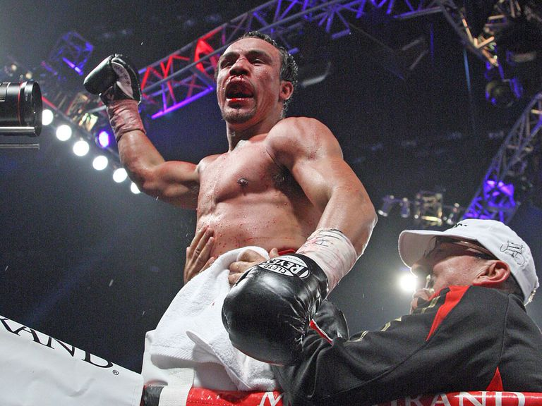 Juan Manuel Marquez: Up to two in our rankings