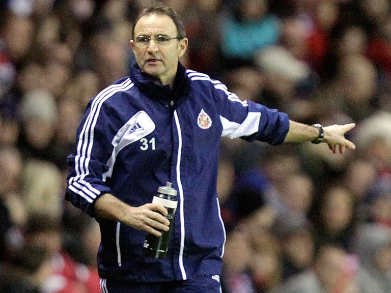 Martin O'Neill: Wingers are the key