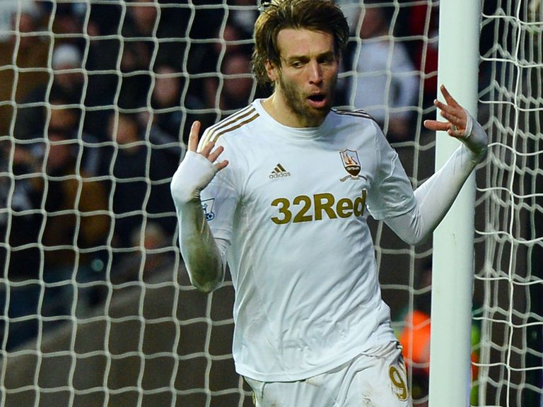 Michu: Won't back out of any tackles