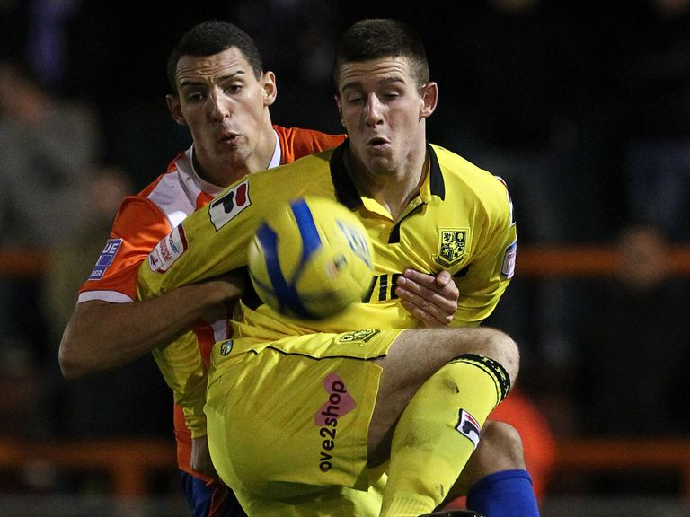 Cole Stockton: Netted the only goal for Tranmere