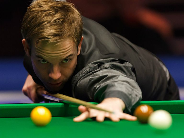 Ali Carter: Victorious in Germany