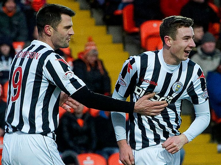 Paul Dummett: Enjoyed his time at St Mirren