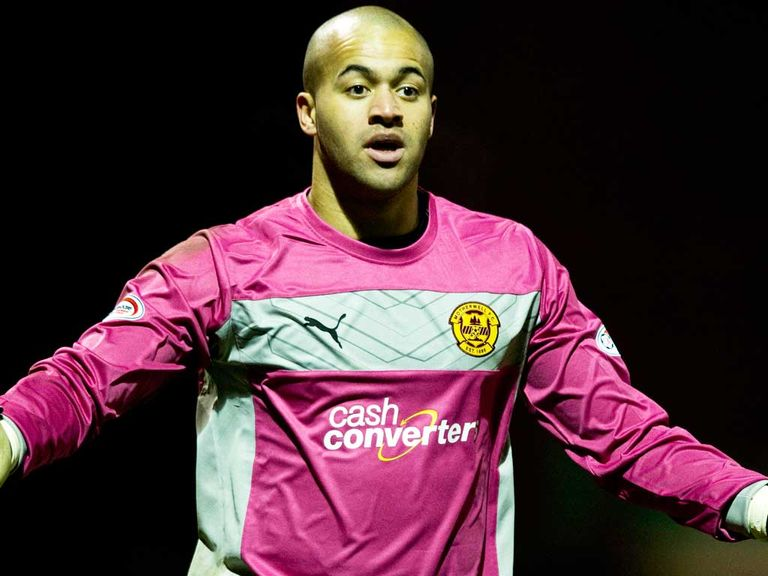 Darren Randolph: Looks set to leave Motherwell