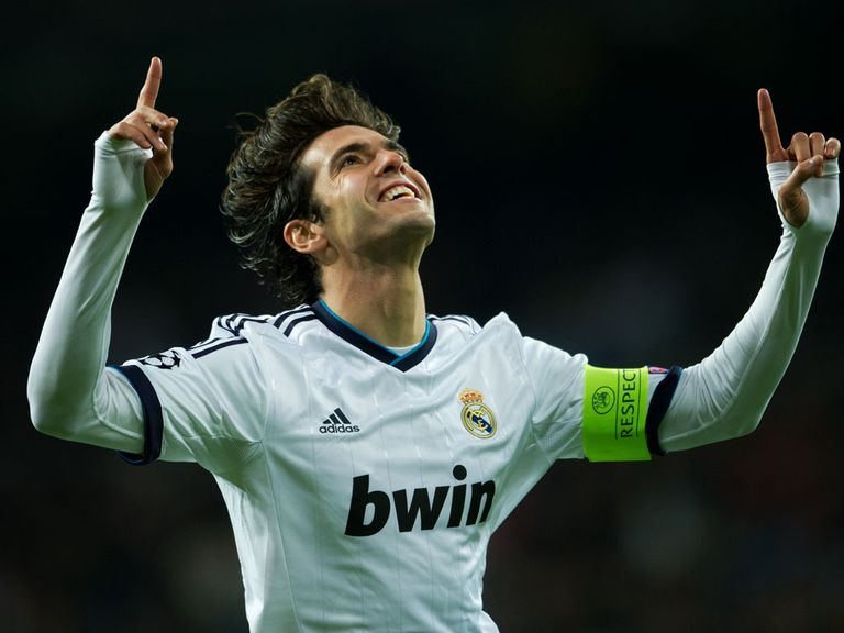 Kaka: 'Extra option' for Mourinho