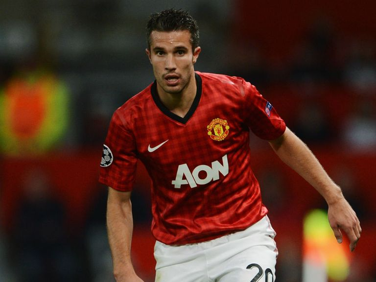 Robin van Persie: Close to joining City last summer