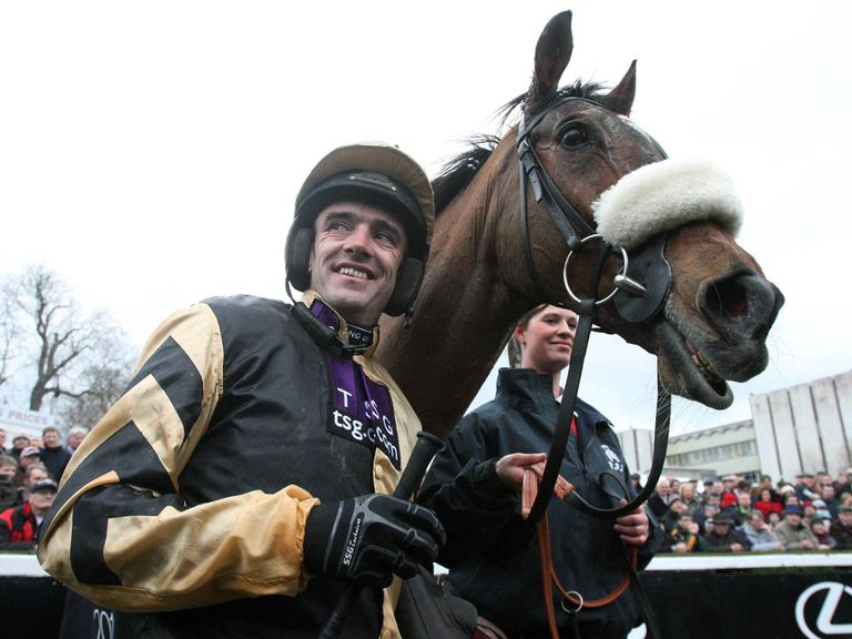 Ruby Walsh: Rides Sound Investment in the Wylie colours