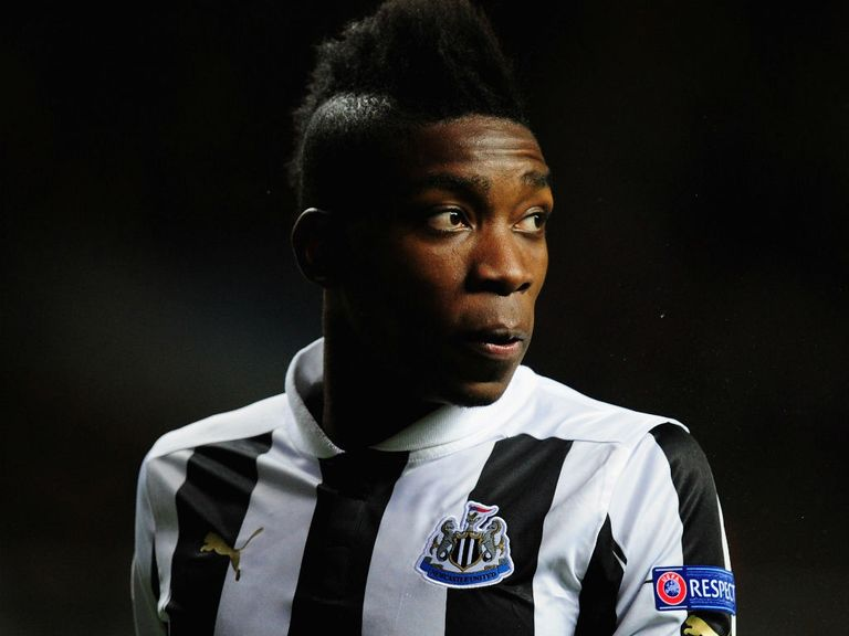 Sammy Ameobi: Set for loan switch