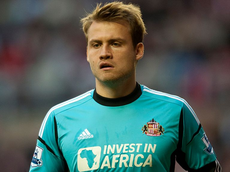 Simon Mignolet: Aiming for more international caps