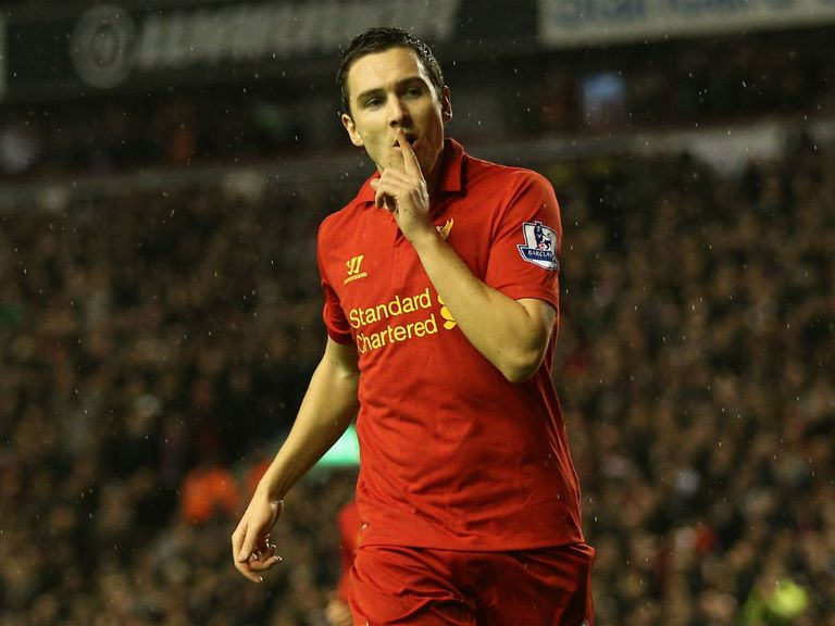 Stewart Downing: Impressed against Fulham