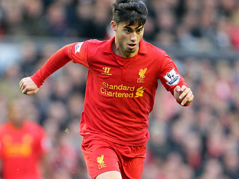 Suso: Heading for Spain on season-long loan