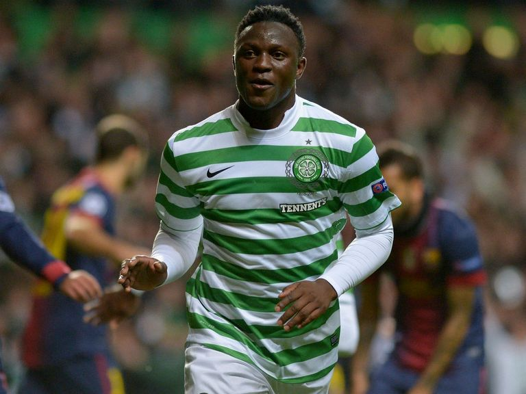 Victor Wanyama: Linked with Manchester City