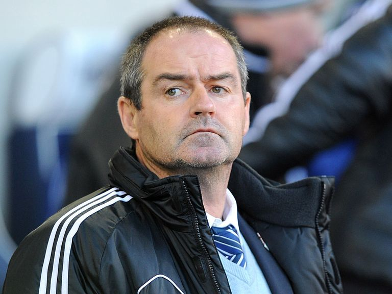 Steve Clarke: Happy with the depth of his squad