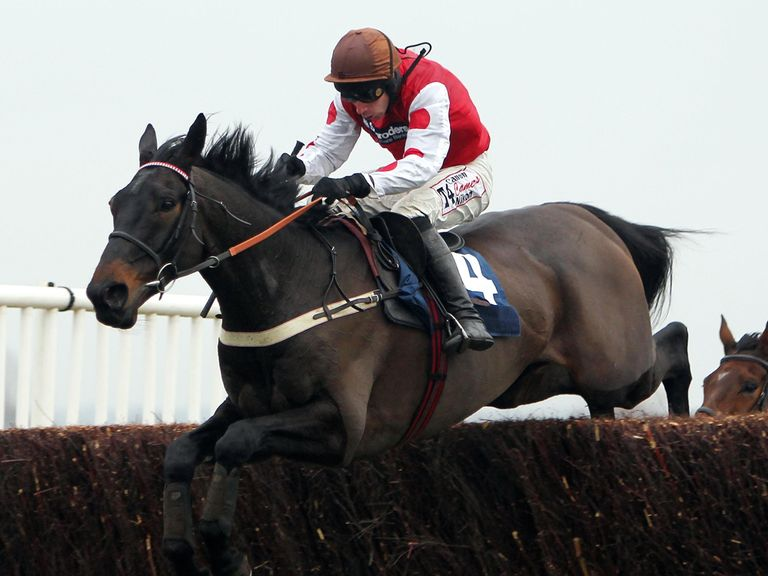 West End Rocker: Backed to take glory at Aintree